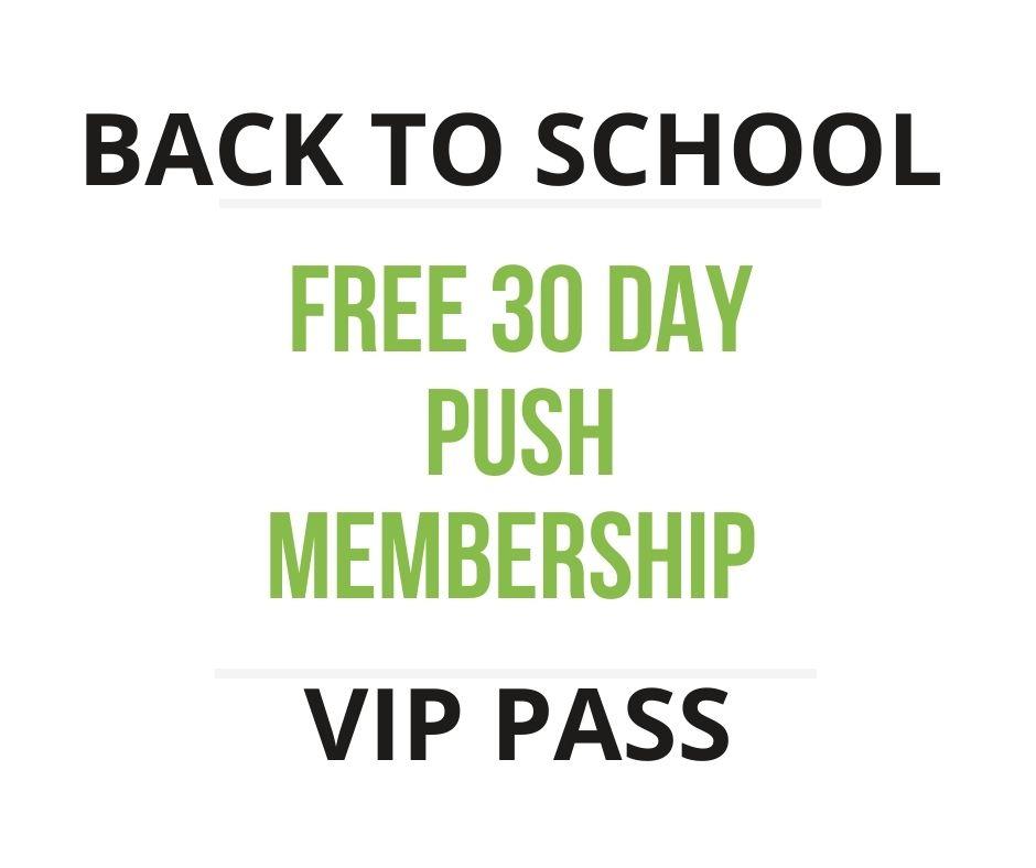 back to schcool deal push membership Facebook ad